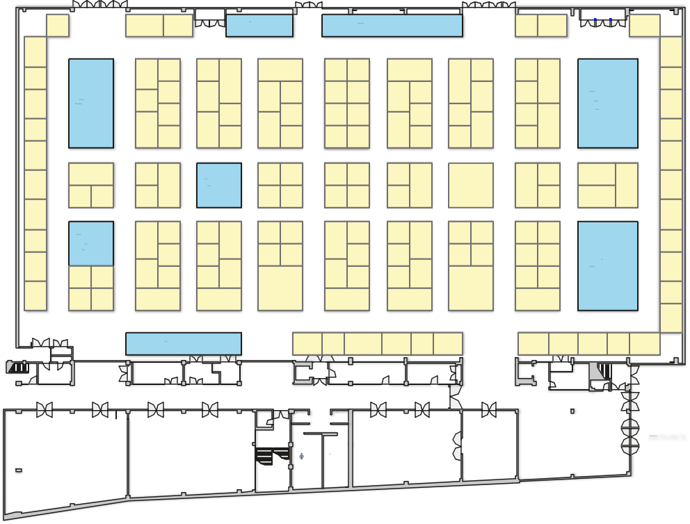 Image showing an example floorplan